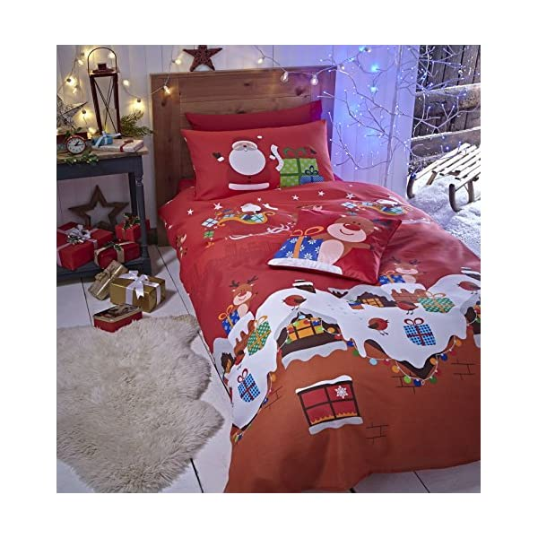 Catherine Lansfield Santa's Easy Care 61Zq4fEWlnL