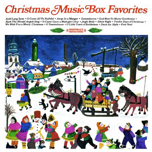Christmas Music Box Favorites (Digitally Remastered) (Holiday Music Box)