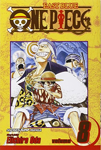 One Piece Volume 8: v. 8
