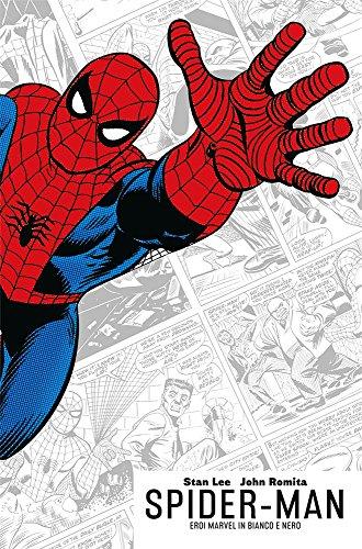 scaricare ebook gratis Spider-Man. Eroi Marvel in bianco e nero PDF Epub