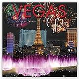 Vegas Glitz ? Glitzerndes Las Vegas 2018 - 16-Monatskalender: Original Graphique de France-Kalender [Mehrsprachig] [Kalender] (Wall-Kalender) - Graphique de France