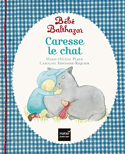 Caresse le chat - Pdagogie Montessori