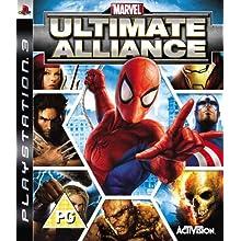 Marvel: Ultimate Alliance (PS3)