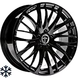 Tomason TN7 8,5x19 LK 5x112 Black painted VW,Audi,Mercedes,Seat,Skoda
