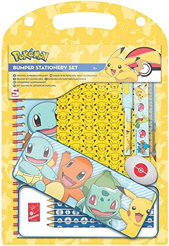 Pokemon-Set da scrittura con 12pezzi