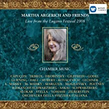 Martha Argerich & Friends: Live from Lugano 2008