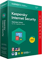 Kaspersky Internet Security 2018 Standard | 5 Geräte | 1 Jahr | Windows/Mac/Android | Download