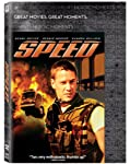 A young cop must prevent a bomb exploding aboard a city bus by keeping its speed above 50 mph.