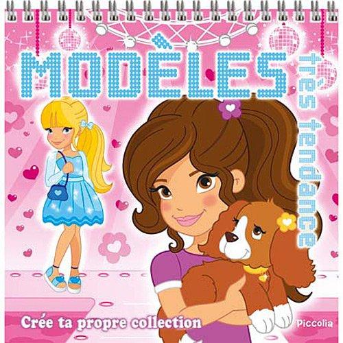 MODELES TRES TENDANCE ROSE N°8