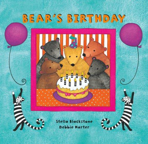 Bear's Birthday (Bear (Stella Blackstone))