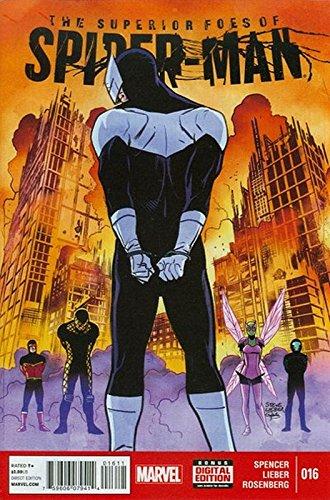 Superior Foes of Spider-Man (Vol 1) # 16 (Ref1685775592)