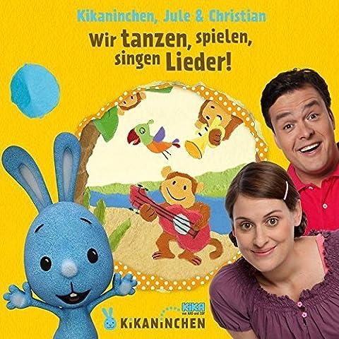 Wir Tanze Spielen Singen Lieder!/Das 2de Album by Kikaninchen/Jule & Christ