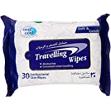 Cool & Cool Travelling Wipes - 30 Pieces