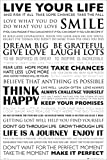 GB Eye Poster Live Your Life 61 x 91,5 cm