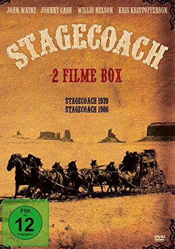 Stagecoach - 2 Filme Box