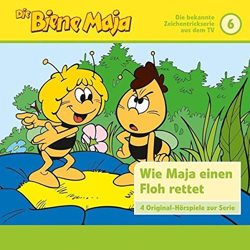 Die Biene Maja - Folge 6: Wie Maja einen Floh rettet
