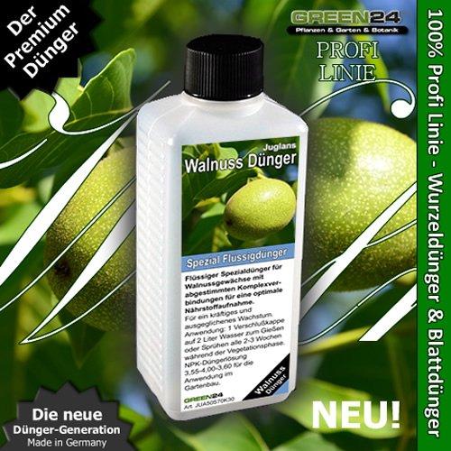 Walnussbaum-Dünger HIGH-TECH Spezial Baumdünger für Walnuss-Pflanzen, Juglans Arten