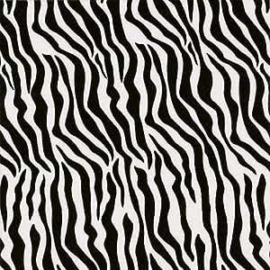 servietten zebra motiv schwarz wei 20 st ck 33x33cm neuheit k che haushalt. Black Bedroom Furniture Sets. Home Design Ideas