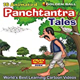 Golden Ball - 16 Animated Panchtantra Tales English Dvd