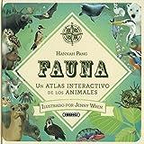Embárcate en un viaje por los cuatro rincones de la Tierra y descubre cómo viven los animales y cómo se adaptan a su entorno con esta maravilla de libro ilustrado repleto de solapas, pop-ups y fascinantes datos sobre el mundo animal.