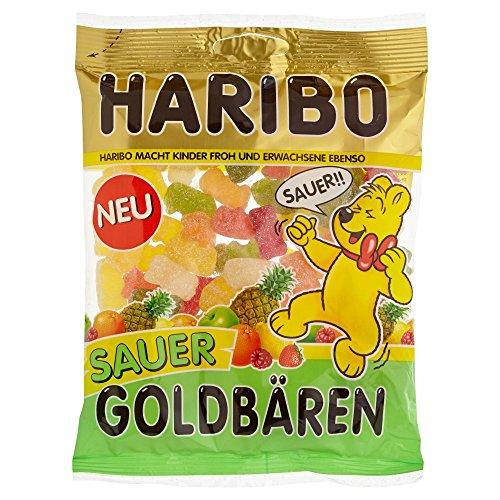 Haribo Goldbären Sauer, 200 g