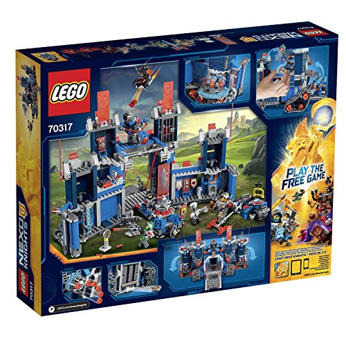Preiswert lego nexo knights fortrex die rollende