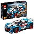 LEGO 42077 Technic Rally Car, 2 in 1 Buggy Model, Racing Set