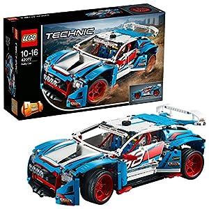LEGO- Technic Auto da Rally, Multicolore, 42077  LEGO