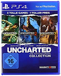 Uncharted: The Nathan Drake Collection [PlayStation 4] (B010672KO0) | Amazon price tracker / tracking, Amazon price history charts, Amazon price watches, Amazon price drop alerts