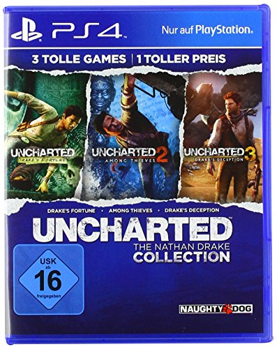 Uncharted: The Nathan Drake Collection - PlayStation 4 - [Edizione: Germania]