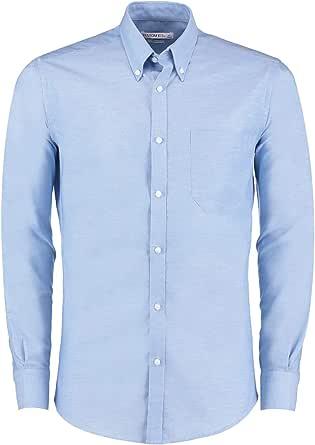 Kustom Kit Men's Oxford Work L/S Business Shirt