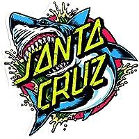 Santa Cruz Planche/Surf Autocollant–Shark Dot–environ 15.5cm Wide. Surfer sur Internet de skate Planche de surf