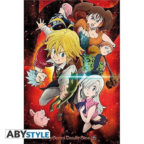 ster Charaktere (61cm x 91,5cm) + Ü-Poster (Charakter-poster)