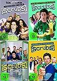 Scrubs: Die Anfänger Die kompletten Staffeln 1-4 (16 DVDs)