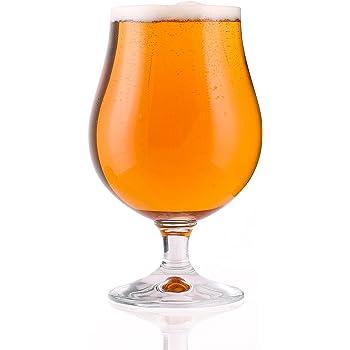6 bicchieri da birra birra tulipani birra tulipano boccale for Bicchieri tulipano