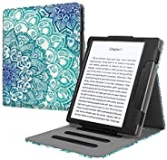 Fintie Flip Case for Kindle Oasis (Previous 9th Generation, 2017 Release) - Multi Angle Hands Free Viewing Sta