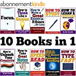 10 Books in 1: Memory, Speed Read, No...