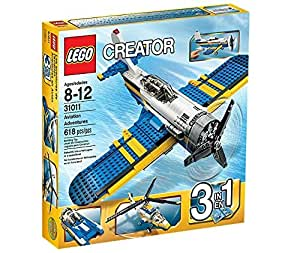 LEGO Creator 31011: Aviation Adventures