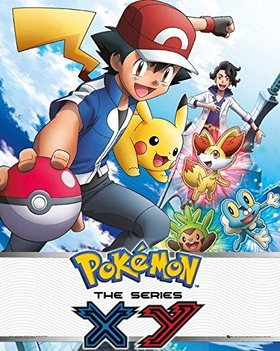 GB-Eye-Pokemon-XY-Mini-Poster-40x50cm