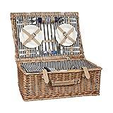 Butlers A DAY IN THE PARK Picknickkorb für 4 Personen