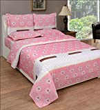 BeautifulHOMES Glory Cotton Double Bedsh...