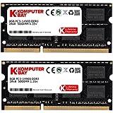 "Komputerbay 16GB Kit (2 x 8 Go) 204 broches DDR3-1867 SO-DIMM 1867MHz (1866MHz / 1867MHz, PC3-14900) pour Apple iMac Retina 27 ""5K (fin 2015) et PC"