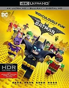 The LEGO Batman Movie [Includes Digital Download] [4K UHD Blu-ray] [2017]