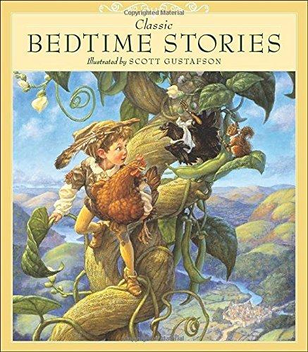 Classic Bedtime Stories by Scott Gustafson (2014-09-11)