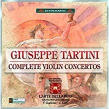 "Violin Concerto in A Minor, D. 115 ""A sua eccellenza Lunardo Venier"": III. Presto"