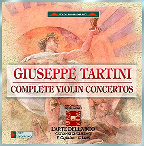 Tartini: Violin Concertos Box Set