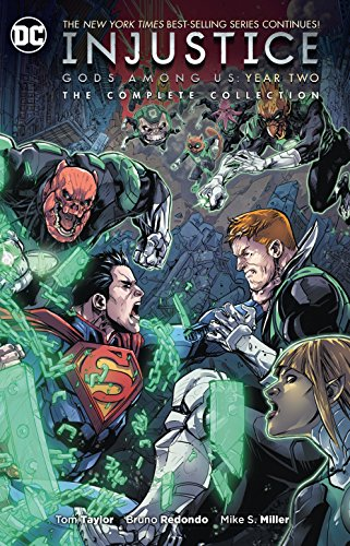 Injustice Year Two The Complete Collection TP (Injustice: Gods Among Us: Year Two) por Tom Taylor