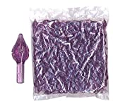 National Artcraft Purple Ornaments For Ceramic Christmas Trees-144 Pcs. by National Artcraft