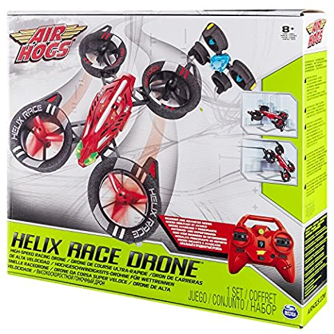 Spin Master 6027618 - Air Hogs - Helix Race Drohne