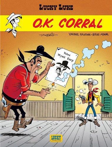 Lucky Luke d'après Morris (36) : OK Corral